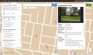 BHG13-140016 MBH Maping Program Site Description
