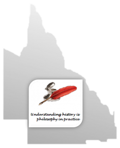 History & Philosophy in Qld Logo