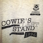Cowie Tee-Shirt Front