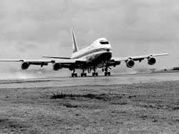09. The Boeing 747 Jumbo Jet Is Flown For The First Time