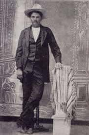 17. American Outlaw John Wesley Hardin Is Released From Prison