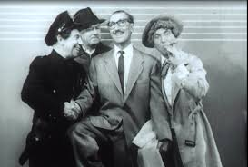 08. The Marx Brothers Make Their Last Television Appearance, In The Incredible Jewel Robbery