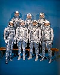 09. The Mercury Seven Astronauts