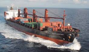 11. The Cargo Ship Mv Pacific Adventurer Leaks About 230,000 Litres Of Fuel Oil