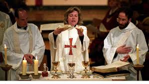 12. The Church Of England Ordains Its First Female Priests