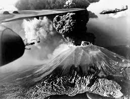 18. Last Eruption Of Mount Vesuvius