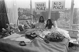 20. John Lennon And Yoko Ono Bed In For Peace In Amsterdam