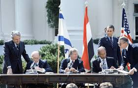 26. Egypt–israel Peace Treaty