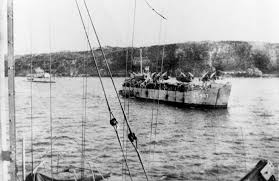 28. E Boat Attack On Convoy T4