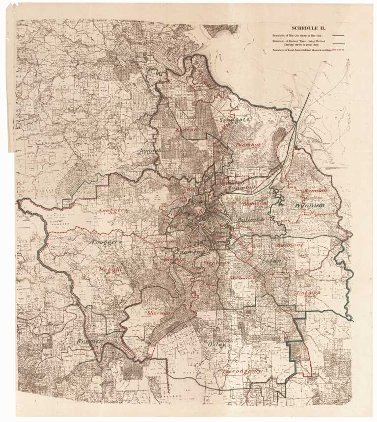 Brisbane Southside Local Authority Boundaries 1924 (compressed)