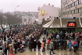 03. First Mcdonald S Restaurant In The Ussr