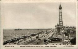 14. 1894 Blackpool Tower Is Opened