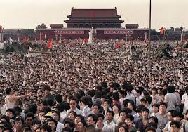 20. Tiananmen Square Protests Of 1989