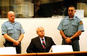 27. International Criminal Tribunal Indicts Slobodan Milošević