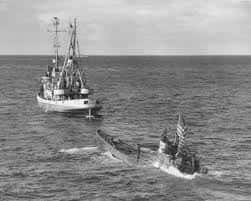 04. United States Navy Captures The German Submarine U 505