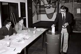 07. 1979 First Direct Elections To The European Parliament