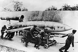13. Germany Launches The First V 1 Flying Bomb Attack On London