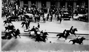21. Bloody Saturday Of The Winnipeg General Strike