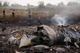 17. Malaysia Airlines Flight 17, A Boeing 777, Crashes In Eastern Ukraine