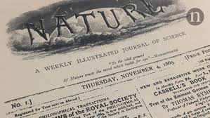04. First Issue Of The Scientific Journal Nature