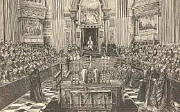 08. First Vatican Council Opens In Rome