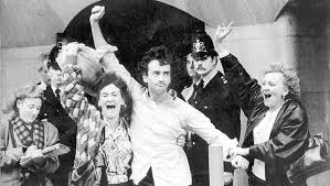 19. The Guildford Four Are Freed