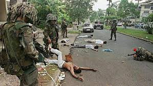 20. 1989 American Invasion Of Panama