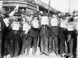 21. The Steel Strike Of 1919