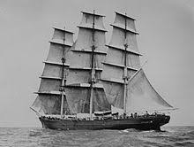 23. Cutty Sark Is Launched