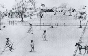 25. First Ever International Cricket Match Is Played In New York City