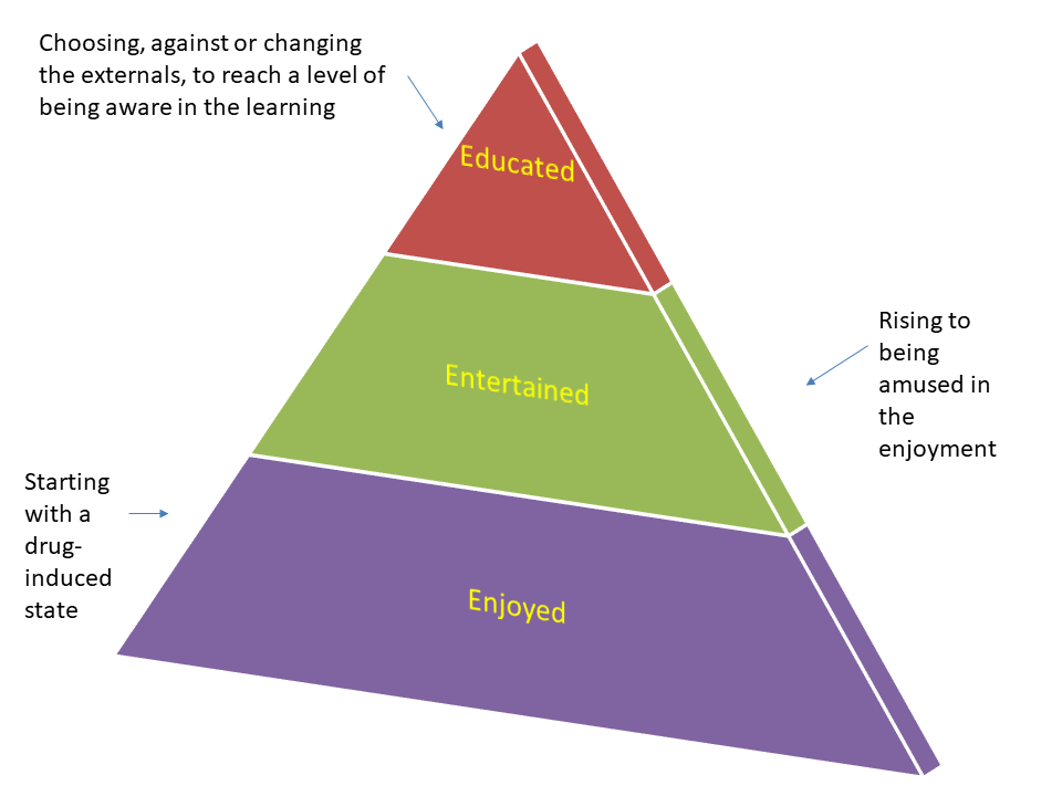 Buch's Pyramid Of Social Personal Development